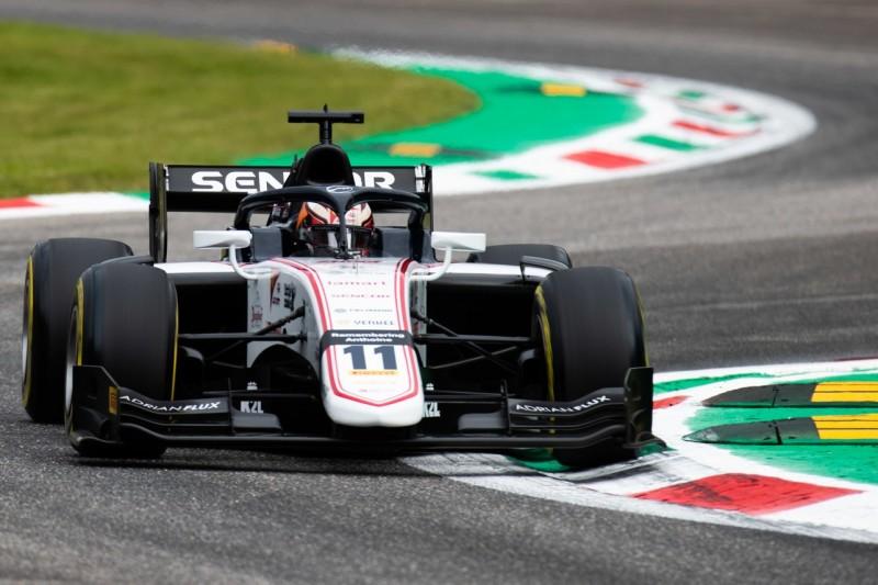 Formel 2 Monza 2019: Erste Pole für Ilott, Mick Schumacher Neunter