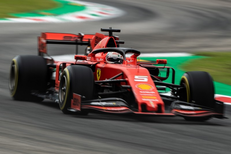 Formel 1 Monza 2019: 14 Autos innerhalb einer Sekunde!