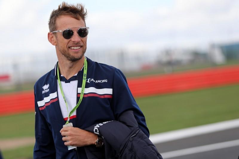 Mit Honda-Power: Jenson Button vor DTM-Start in Hockenheim