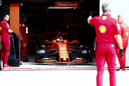 """Vettel verärgert über Leclerc: """"Er hätte vorn sein sollen"""""""