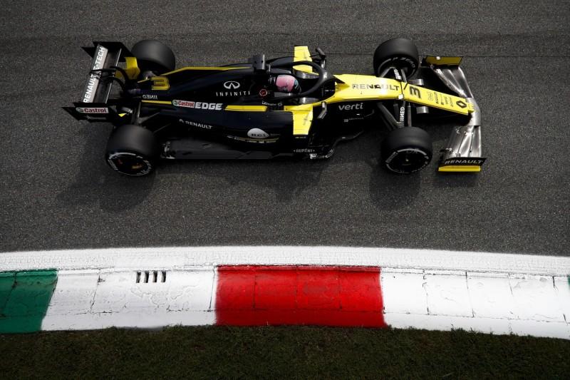 """Ricciardo starker Fünfter, aber """"ein paar Zehntel"""" liegen gelassen"""