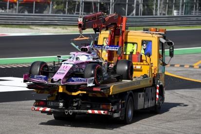 Nächster Defekt: Perez bekommt neuen Motor der alten Ausbaustufe