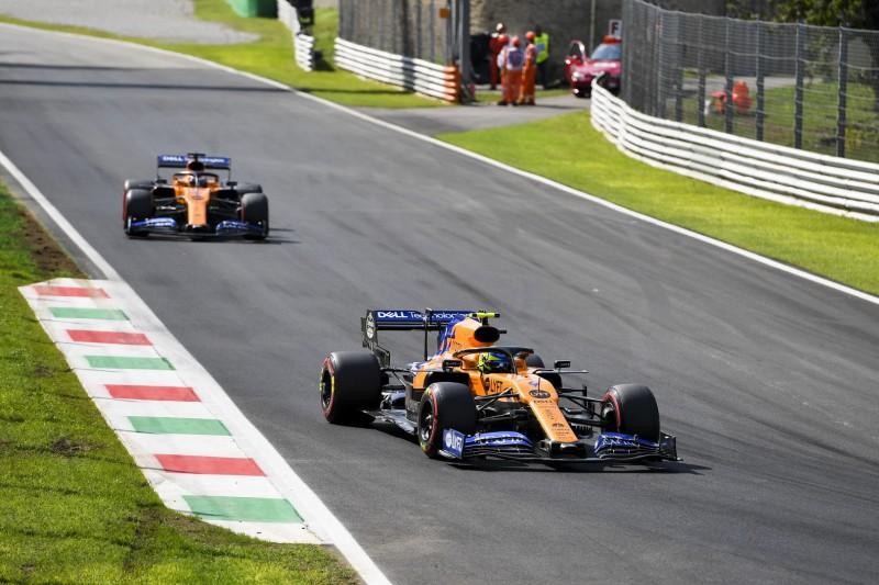 McLaren setzt auf Teamarbeit: Norris zieht Sainz ins Q3