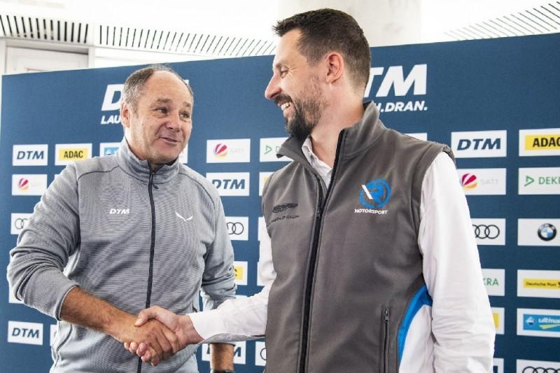 Trotz Notfallplan für 2019: Aston Martin doch Retter der DTM?