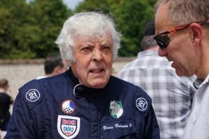 Sportwagen-Legende Brian Redman nach Hurrikan Dorian wiedergefunden