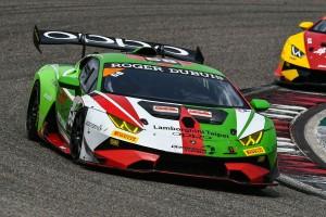 Lamborghini-Trofeo Schanghai: Van der Drift/Chen machen Titelkampf spannend