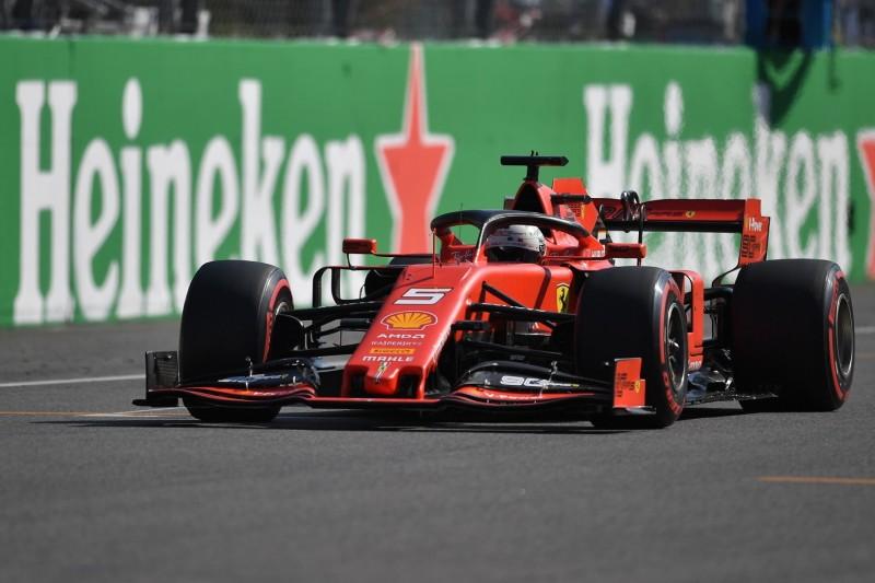 Kollision verursacht: Stop-and-Go-Strafe für Sebastian Vettel!