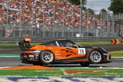 Erster Supercup-Sieg: Larry ten Voorde jubelt in Monza
