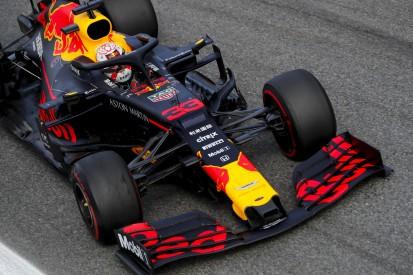 """Max Verstappen: Ging in Monza nur """"ums Überholen"""""""
