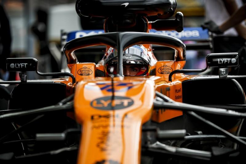 Sainz-Ausfall: McLaren für Vergehen an der Box bestraft