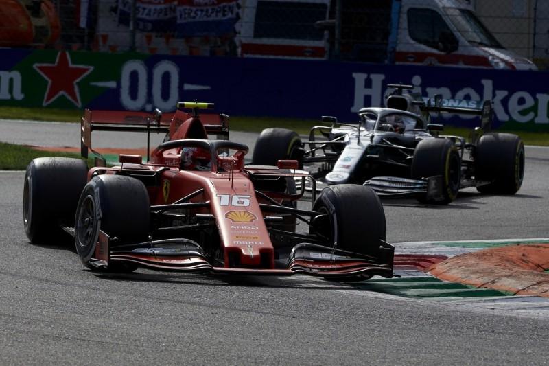 """Dann wären wir gecrasht"": Hamilton fordert Klarstellung der Regeln"