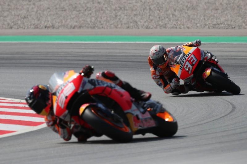 """""""Gemischte Gefühle"""": Wie Honda die bisherige MotoGP-Saison bewertet"""