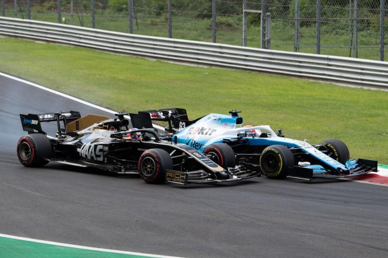 """Haas schreibt dritte Nullnummer: """"Ein enttäuschendes Rennen"""""""