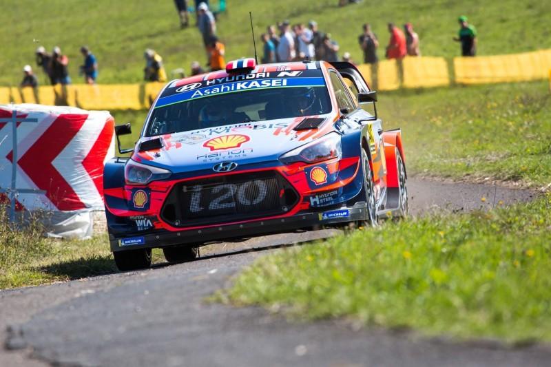 WRC-Ärger reloaded: Hyundai nimmt erneut an nationalen Rallyes teil