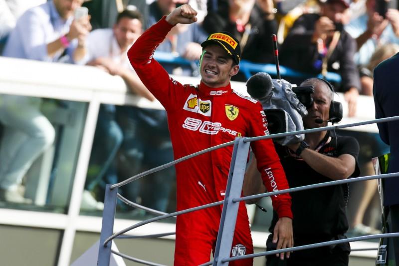 Nico Rosberg: Leclerc hat Nummer-1-Status von Vettel übernommen