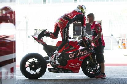 Technikpech bei Ducati: In Portimao erwischt es erneut Chaz Davies