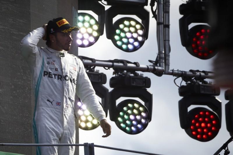 """Hamilton über Monza-Buhrufe: """"Das schlimmste Podium für mich"""""""