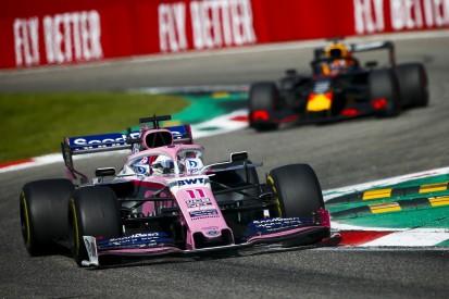 """Großes Update"": Racing Point will ab Singapur noch einmal angreifen"