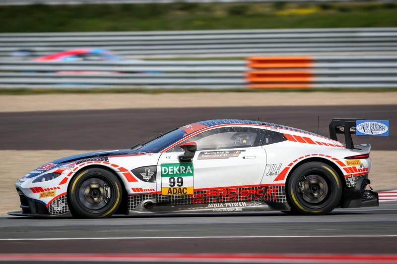 GT-Masters Hockenheim: Prosport-Fahrer im Aston Martin bekannt