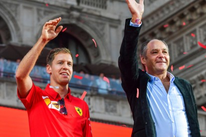 "Gerhard Berger: Vettel nicht naiv, ""aber zu gutgläubig"""