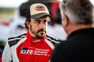 Sainz über Alonso: Wie hart der Wechsel von der Formel 1 zur Dakar ist