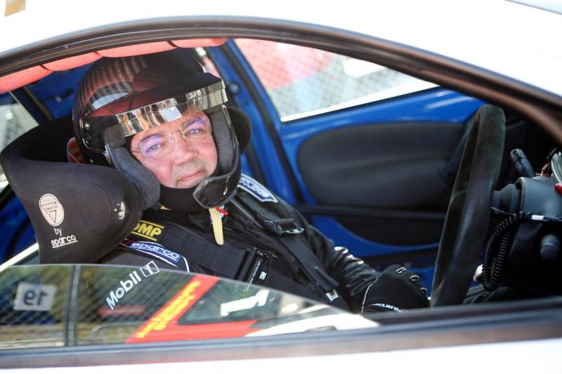 Ex-Teamchef Eric Boullier mit Renndebüt in Brands Hatch