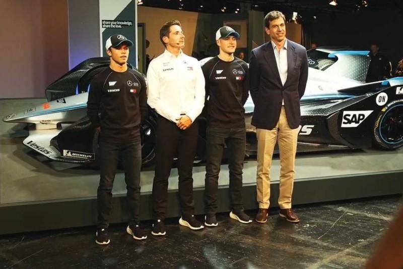 Formel-E-Debüt: Mercedes setzt auf Vandoorne und de Vries