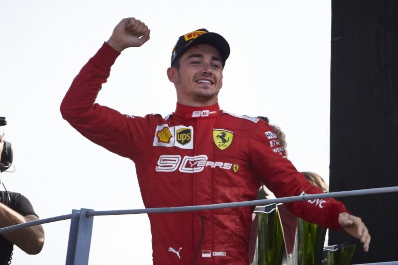 Vergleiche mit Senna und Co.: Viel Lob für Charles Leclerc