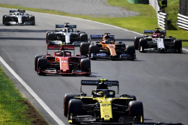 Rennleiter über Qualifying-Farce in Monza: Gibt keine einfache Lösung