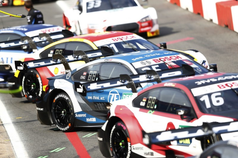 DTM Nürburgring 2019: Programm Live-TV und Live-Stream