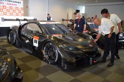 Super GT 2020: Honda wechselt zum Frontmotor