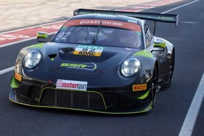 Neues Team SSR Performance absolviert im GT-Masters Gaststart mit Porsche