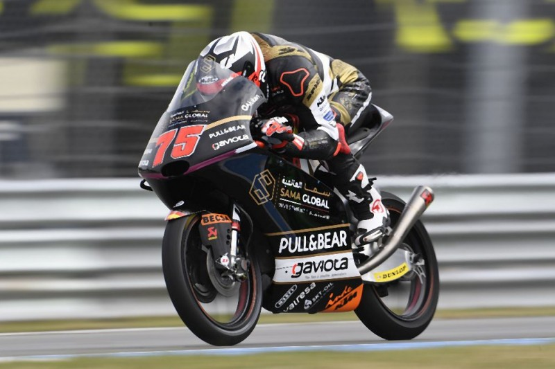 Moto3 in Misano 2019: Toba-Highsider überschattet Arenas-Bestzeit im FT1