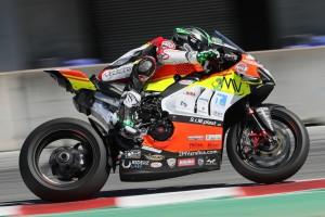 """Ducati Panigale V4R: Laut Eugene Laverty hat das Motorrad """"keine Schwäche"""""""
