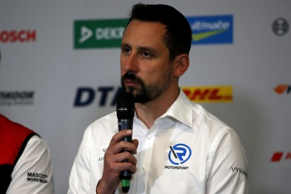 DTM-Team R-Motorsport engagiert sich in neuer Aston-Martin-Rennserie