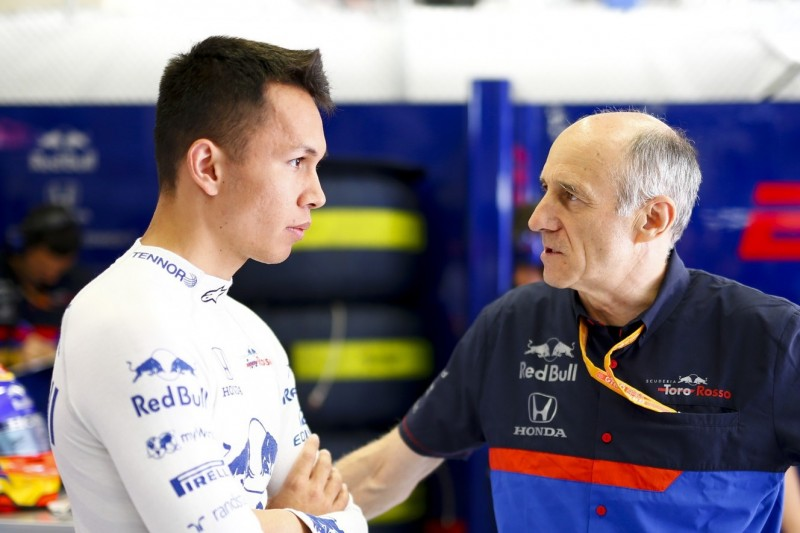 Franz Tost glaubt: Alexander Albon bleibt 2020 bei Red Bull