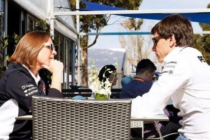 Offiziell: Williams fährt bis 2025 mit Mercedes-Motoren