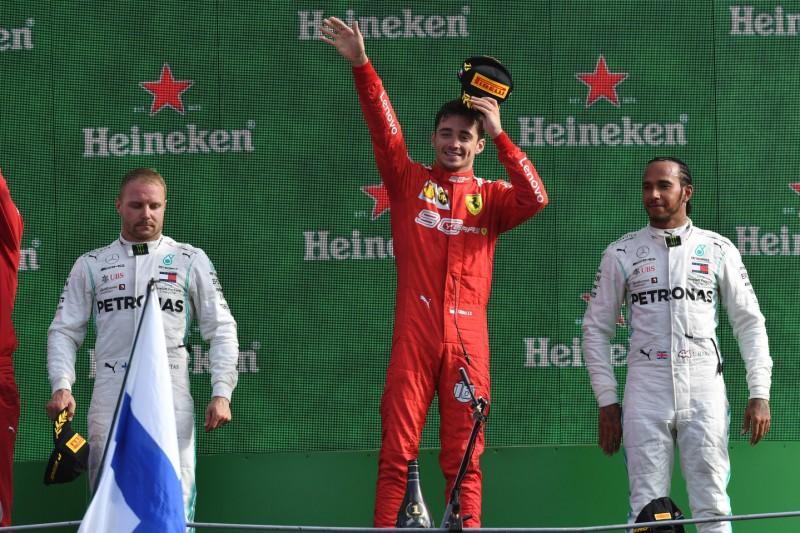 """Bottas über Leclerc: Trotz jungen Alters ein """"harter Konkurrent"""""""