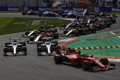 Monza: Nico Rosberg von Ferraris Motorleistung beeindruckt