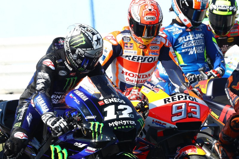 Marc Marquez: Yamaha-Performance besorgt den Weltmeister nicht