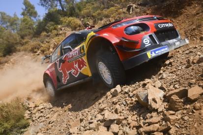 WRC Rallye Türkei 2019: Doppelführung für Citroen am Freitag