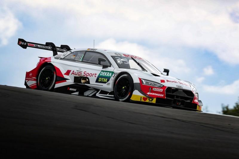 DTM-Qualifying Nürburgring 1: Rast baut mit Pole Führung aus!