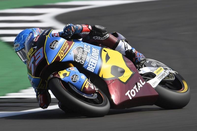 Moto2 Misano 2019: Marquez-Bestzeit trotz Sturz, kein Deutscher in den Top 14