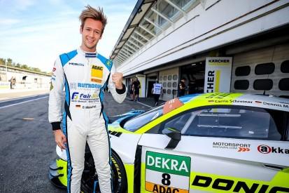 GT-Masters Hockenheim 2019: Pole-Premiere für Dennis Marschall