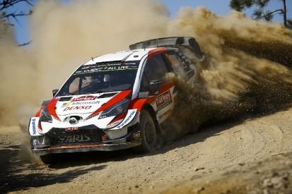 WRC-Türkei-Drama: Tänak scheidet aus, Neuville liegt auf der Seite
