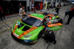 Nürburgring-Sieger im GT-Masters nachträglich disqualifiziert