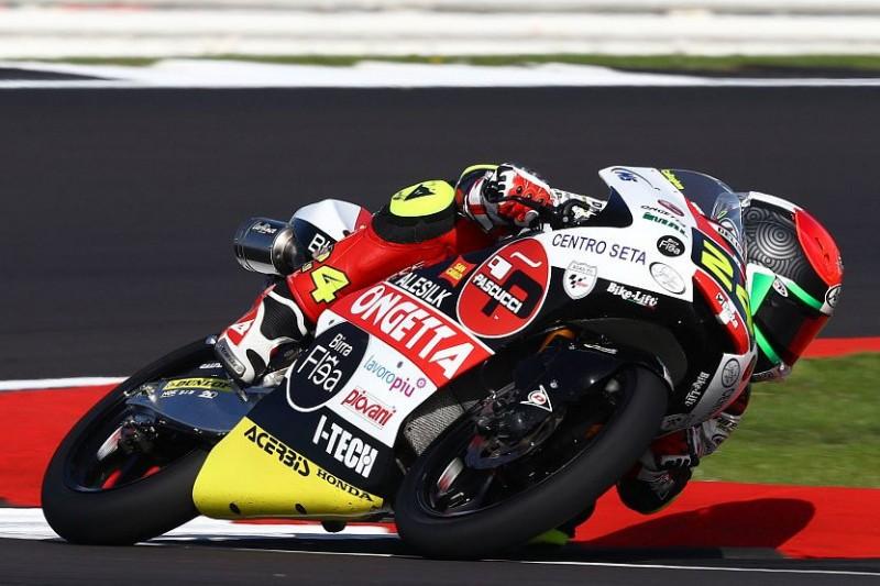 Moto3 Misano 2019: Suzuki auf Pole, WM-Leader Dalla Porta stürzt