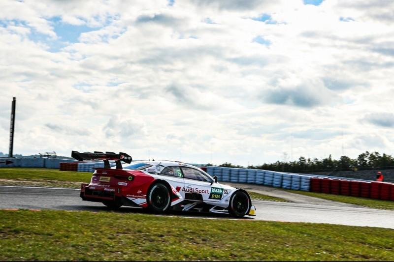 DTM-Rennen Nürburgring 1: Rast siegt, schwarzer Tag für Müller