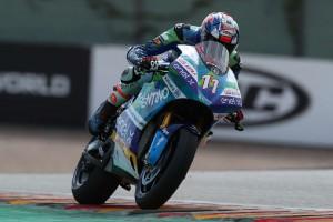 MotoE Misano 2019: Matteo Ferrari gewinnt, Mike di Meglio scheidet aus