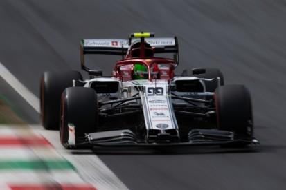 Nach Spa-Rückschlag: Alfa Romeo hat Giovinazzi aufgebaut